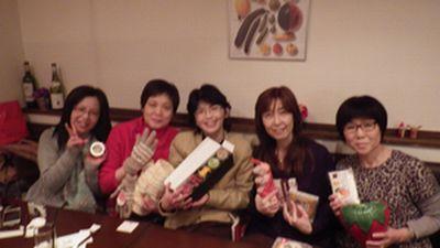 大石恵子さんと大村 妙子さんと重久 弘美さんと石田 みゆきさんとリフォーム母さんです!
