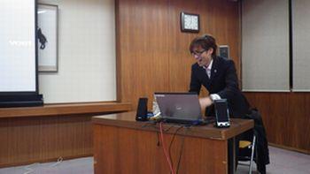 講師は榎 ちひろ 氏で「さばえIT塾 12月例会・忘年会」が盛り上がりました!