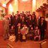 天谷調理製菓専門学校が運営するレストランのサニーサイド で懇親会後には記念撮影です!