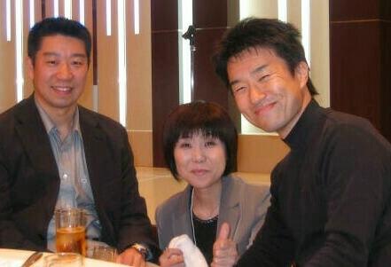 松本賢一先生と森本繁生先生とリフォーム母さん